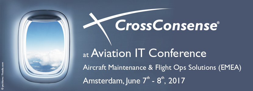 CrossConsense on IT conference in Amsterdam