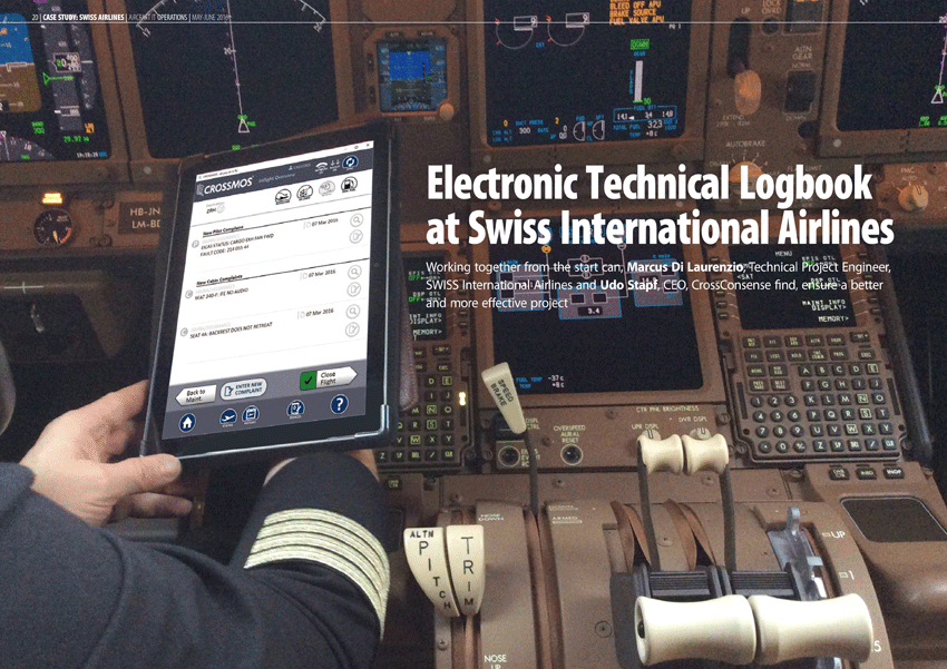 Case Study ETLB at SWISS International Air Lines