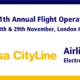 Lufthansa CityLine presents CROSSMOS on the Flight Operations Conference in London