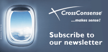 Subscribe to CrossConsense Newsletter