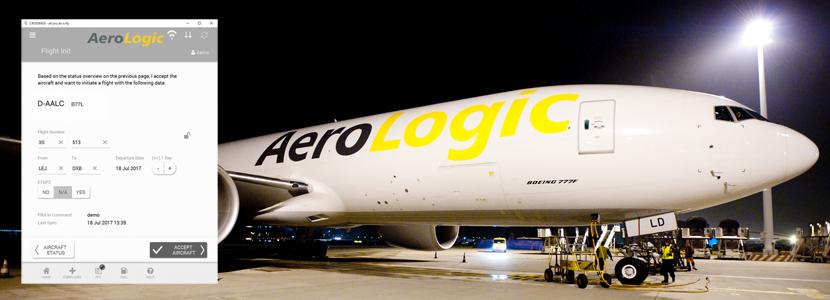 AeroLogic goes CROSSMOS