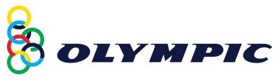 Olympic Air Logo white padding